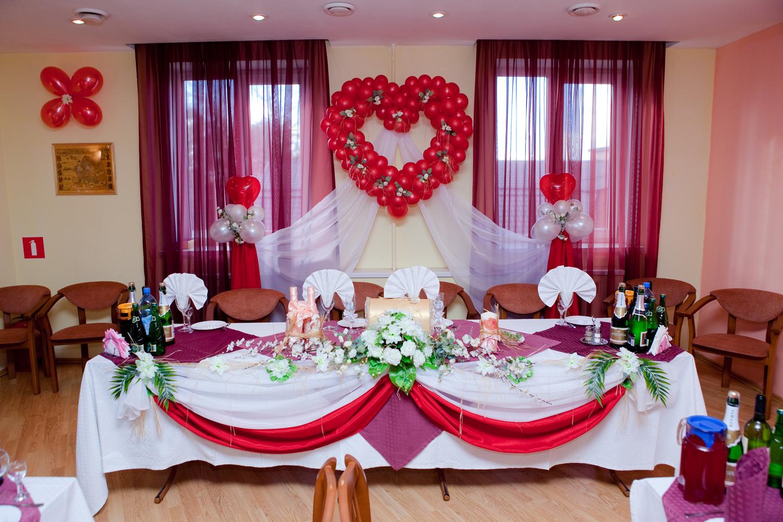 Украшения зала для свадьбы своими руками фото
